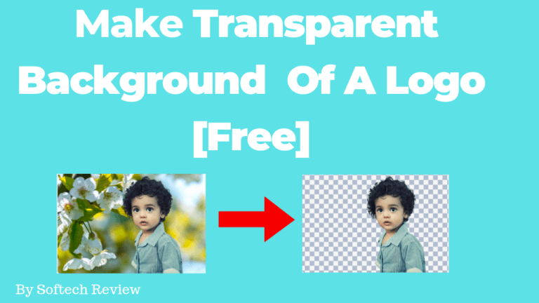 How To Make The Background Of A Logo Transparent